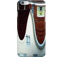Above March Hare's House iPhone Case/Skin