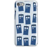 Tardises iPhone Case/Skin
