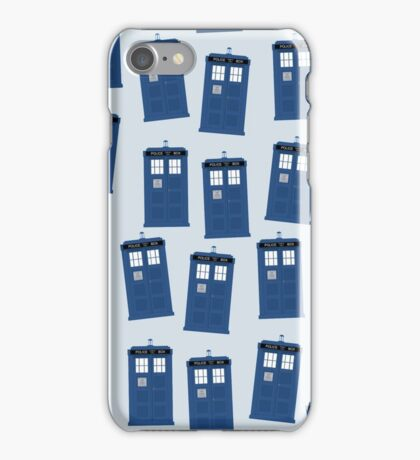 Tardises iPhone Case/Skin