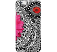 Spring Flower Tangle iPhone Case/Skin