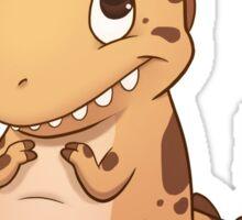 Lil' Dino Sticker