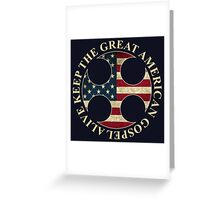 Great American Gospel Greeting Card