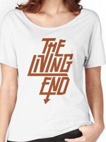 The Living End Women's Relaxed Fit T-Shirt