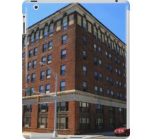 Burlington, North Carolina - Main Street iPad Case/Skin