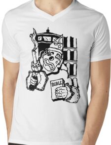 cape fear tattoo Mens V-Neck T-Shirt