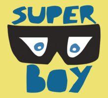 Super Boy One Piece - Short Sleeve