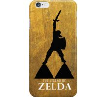 Hamilton- Legend of Zelda iPhone Case/Skin