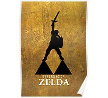 Hamilton- Legend of Zelda Poster
