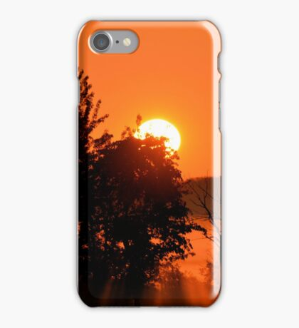 Rays Of Morning iPhone Case/Skin