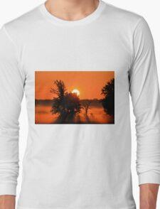 Rays Of Morning Long Sleeve T-Shirt