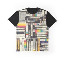 VHS Graphic T-Shirt