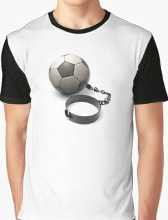Soccer Prisoner Graphic T-Shirt