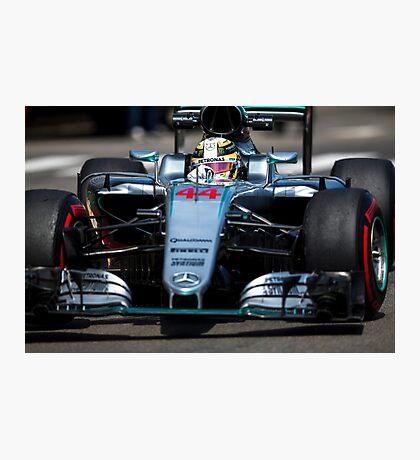 Lewis Hamilton  Photographic Print