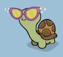 Fabulous Turtle! One Piece - Short Sleeve