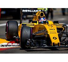Formula 1 Renault Photographic Print