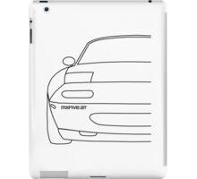 Mazda MX-5 Miata Front iPad Case/Skin