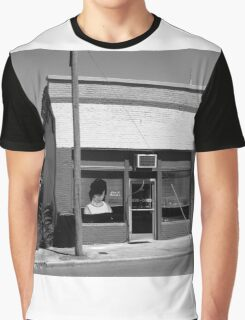 Burlington, North Carolina - Small Town Business Graphic T-Shirt