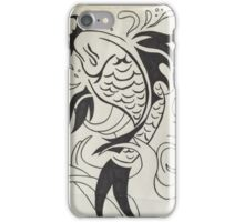 A Fish Out of Water iPhone Case/Skin