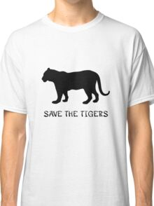 Save the Tigers Classic T-Shirt