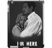 I'm Here iPad Case/Skin