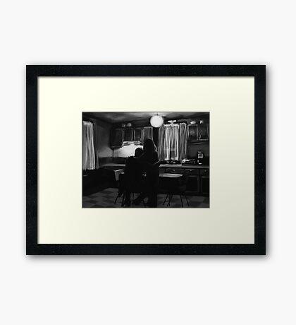 William Framed Print