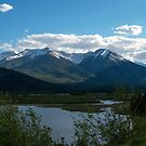 Rocky Mountain View by Crystal Zacharias