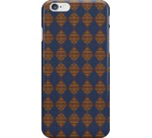 Diamonds in Blue iPhone Case/Skin