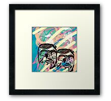 Take Off Your Cool Framed Print