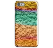 Golden Abstract iPhone Case/Skin