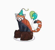 Red Panda Party Unisex T-Shirt