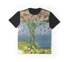 Landscape man  Graphic T-Shirt