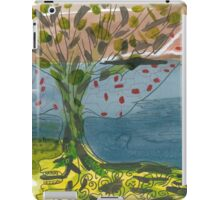 Landscape man  iPad Case/Skin