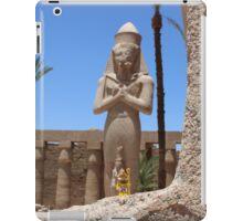 Ramses II  iPad Case/Skin