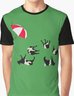 Fainting Goats Graphic T-Shirt