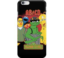 Highway to Spell iPhone Case/Skin