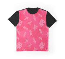 Mini Bears - Scatter Shot! (Pink) Graphic T-Shirt