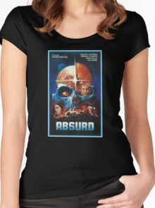 Absurd Women's Fitted Scoop T-Shirt