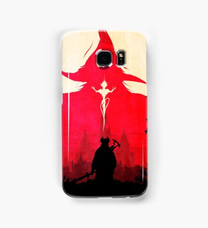 BLOODBORNE - Double Exposure  Samsung Galaxy Case/Skin