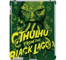 Cthulhu from the Black Lagoon iPad Case/Skin