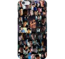 The Many Faces Of Alec Lightwood iPhone Case/Skin