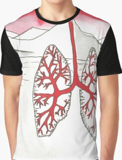 Breathing landscape  Graphic T-Shirt