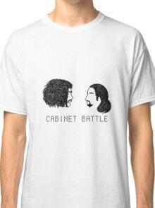 Jefferson Hamilton Cabinet Battle Classic T-Shirt