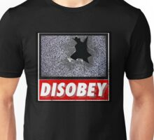 Disobey TV Unisex T-Shirt