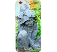 Happy Garden Elf iPhone Case/Skin