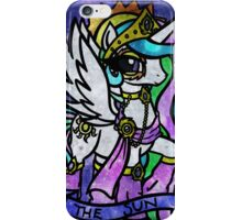 ArcanaPonies - The Sun iPhone Case/Skin