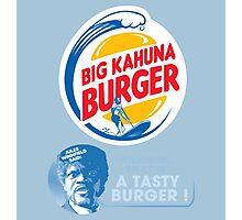 Pulp Fiction - Big Kahuna Burger Photographic Print