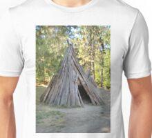 Tepee Hut Unisex T-Shirt