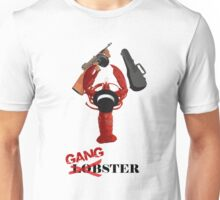 Lobster gangster Unisex T-Shirt