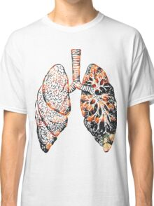 Lungs - Flowers  Classic T-Shirt