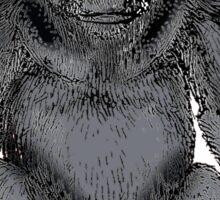 Harambe RIP Harambe the Gorilla Sticker
